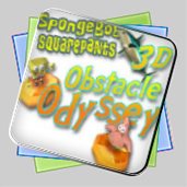 SpongeBob SquarePants Obstacle Odyssey игра