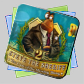 Steve the Sheriff 2: The Case of the Missing Thing игра