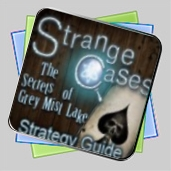 Strange Cases: The Secrets of Grey Mist Lake Strategy Guide игра