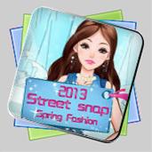 Street Snap Spring Fashion 2013 игра