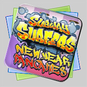 Subway Surfer - New Year Pancakes игра