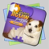 Super Jigsaw Puppies игра