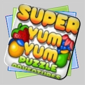 Super Yum Yum: Puzzle Adventures игра