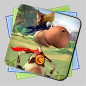 Супер Корова и ее друзья игра