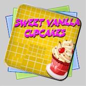 Sweet Vanilla Cupcakes игра