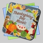 Thanksgiving Day Mosaic игра
