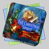 Дух Рождества. Сказки братьев Гримм. Коллекционное издание игра