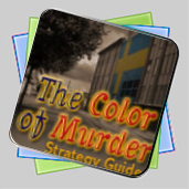 The Color of Murder Strategy Guide игра