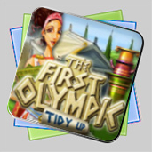 The First Olympic Tidy Up игра