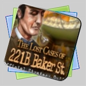 The Lost Cases of 221B Baker St. Strategy Guide игра