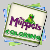 Маппеты 2011 - игра-раскраска игра