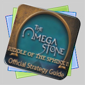 The Omega Stone: Riddle of the Sphinx II Strategy Guide игра