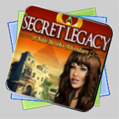 The Secret Legacy: A Kate Brooks Adventure игра