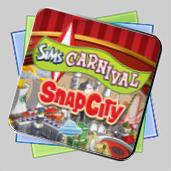 The Sims Carnival SnapCity игра