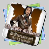 The Three Musketeers: D'Artagnan and the 12 Jewels игра
