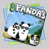 Three Pandas игра