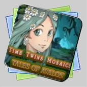 Time Twins Mosaics Tales of Avalon игра