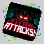 Titan Attacks игра