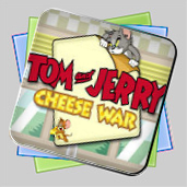 Tom and Jerry Cheese War игра