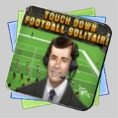 Touch Down Football Solitaire игра