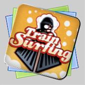 Train Surfing игра