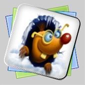 Treasure Mole: Winter Vacations игра
