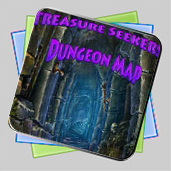 Treasure Seekers: Dungeon Map игра