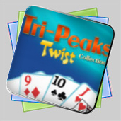 Tri-Peaks Twist Collection игра