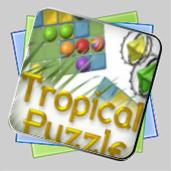 Tropical Puzzle игра