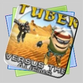 Tuber versus the Aliens игра