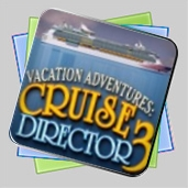 Vacation Adventures: Cruise Director 3 игра