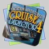 Vacation Adventures: Cruise Director 4 игра
