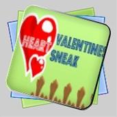 Valentines Heart Sneak игра