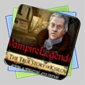 Vampire Legends: The True Story of Kisilova Strategy Guide игра