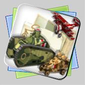 Война в коробке. Бумажные танки игра