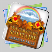 Waterscape Solitaire: American Falls игра
