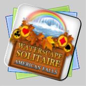 Waterscape Solitaire: American Falls игра