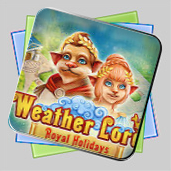 Weather Lord: Royal Holidays игра