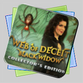 Web of Deceit: Black Widow Collector's Edition игра
