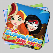 Which Superhero Girl Are You? игра