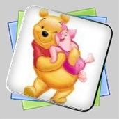 Winnie the Pooh: Piglet Cards Match игра