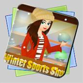 Winter Sports Shop игра