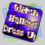 Witch Hallows Dress Up игра