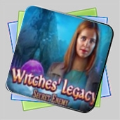 Witches' Legacy: Secret Enemy игра