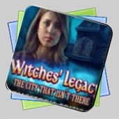 Witches' Legacy: The City That Isn't There Collector's Edition игра