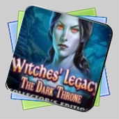 Witches' Legacy: The Dark Throne Collector's Edition игра