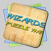 Wizards Puzzle War игра