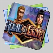 WMS Rome & Egypt Slot Machine игра