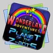 Wonderland Adventures: Planet of the Z-Bots игра
