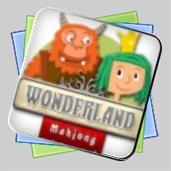 Wonderland Mahjong игра